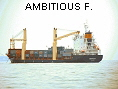 AMBITIOUS F. IMO9145243