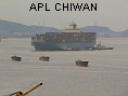 APL CHIWAN  IMO9087946