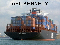 APL KENNEDY IMO8616295