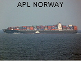 APL NORWAY IMO9403621