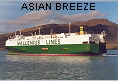 ASIAN BREEZE  IMO8202381