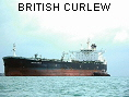 BRITISH CURLEW IMO9258894