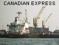 CANADIAN EXPRESS IMO8412534