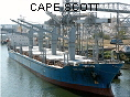 CAPE SCOTT IMO9159737