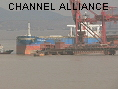 CHANNEL ALLIANCE IMO9127461