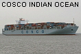 COSCO INDIAN OCEAN IMO9355563