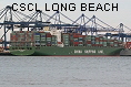 CSCL LONG BEACH IMO9314258