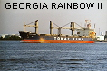 GEORGIA RAINBOW II IMO9002166