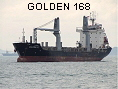 GOLDEN 168 IMO9505950