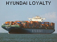 HYUNDAI LOYALTY IMO9393319