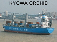 KYOWA ORCHID IMO9442093