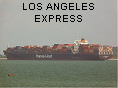 LOS ANGELES EXPRESS IMO9252541