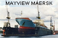 MAYVIEW MAERSK IMO8819964