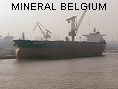 MINERAL BELGIUM IMO9309021