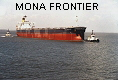 MONA FRONTIER IMO9253090