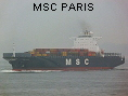 MSC PARIS IMO9301483