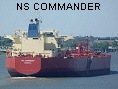NS COMMANDER IMO9306794