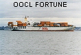 OOCL FORTUNE