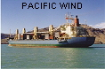 PACIFIC WIND IMO8009454