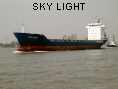 SKY LIGHT IMO9129457