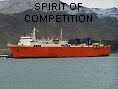 SPIRIT OF COMPETITION IMO7600720