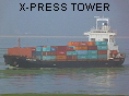 X-PRESS TOWER IMO8709717